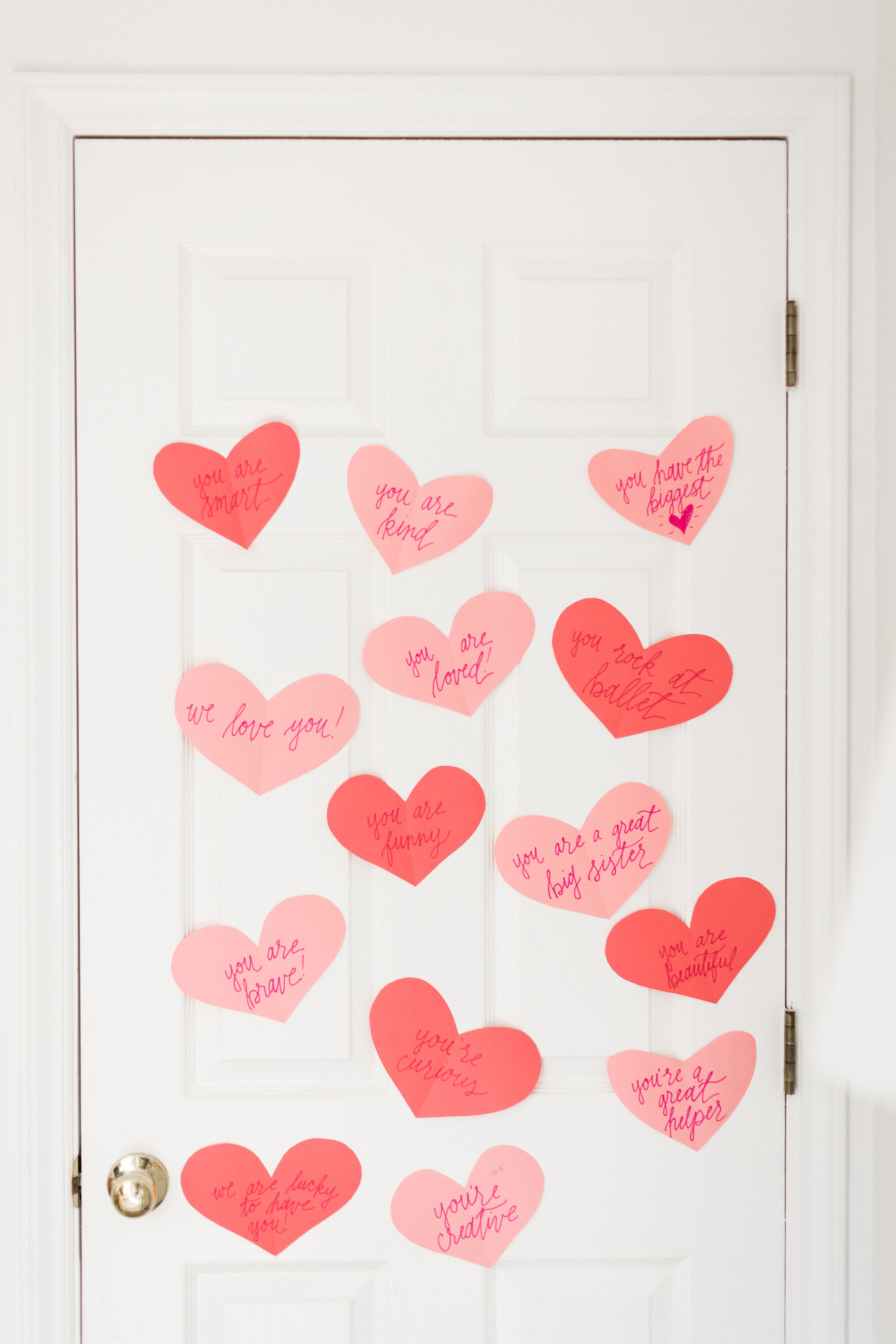 "How to Make a DIY Valentine's Day Paper ""Heart Attack"""