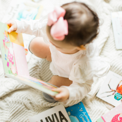 Our Favorite Board Books (for the Baby and Toddler Years)