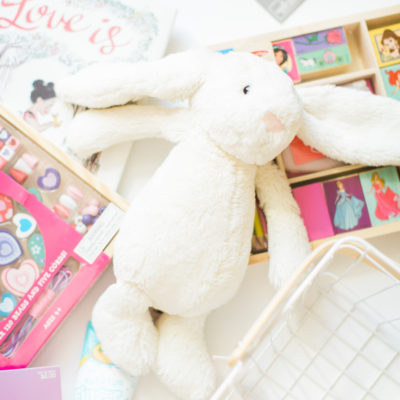 How to Make the Cutest Easter Baskets and What's in Our Baskets This Year