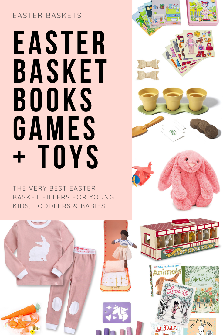 Things to Put in Your Kids' Easter Baskets