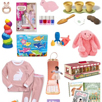 35+ Adorable Things to Put in Your Kids' Easter Baskets