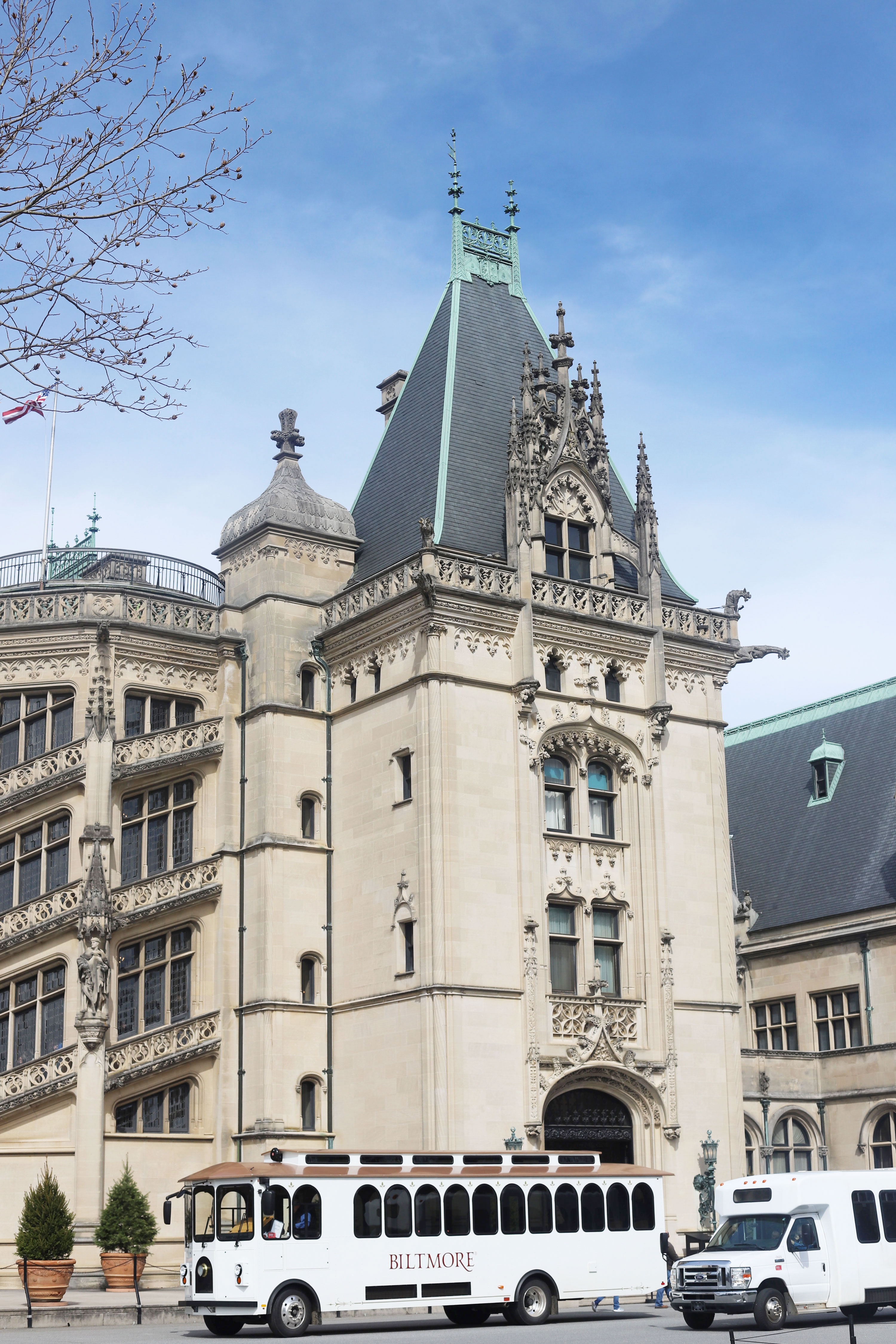Biltmore House Self-Guided Tour