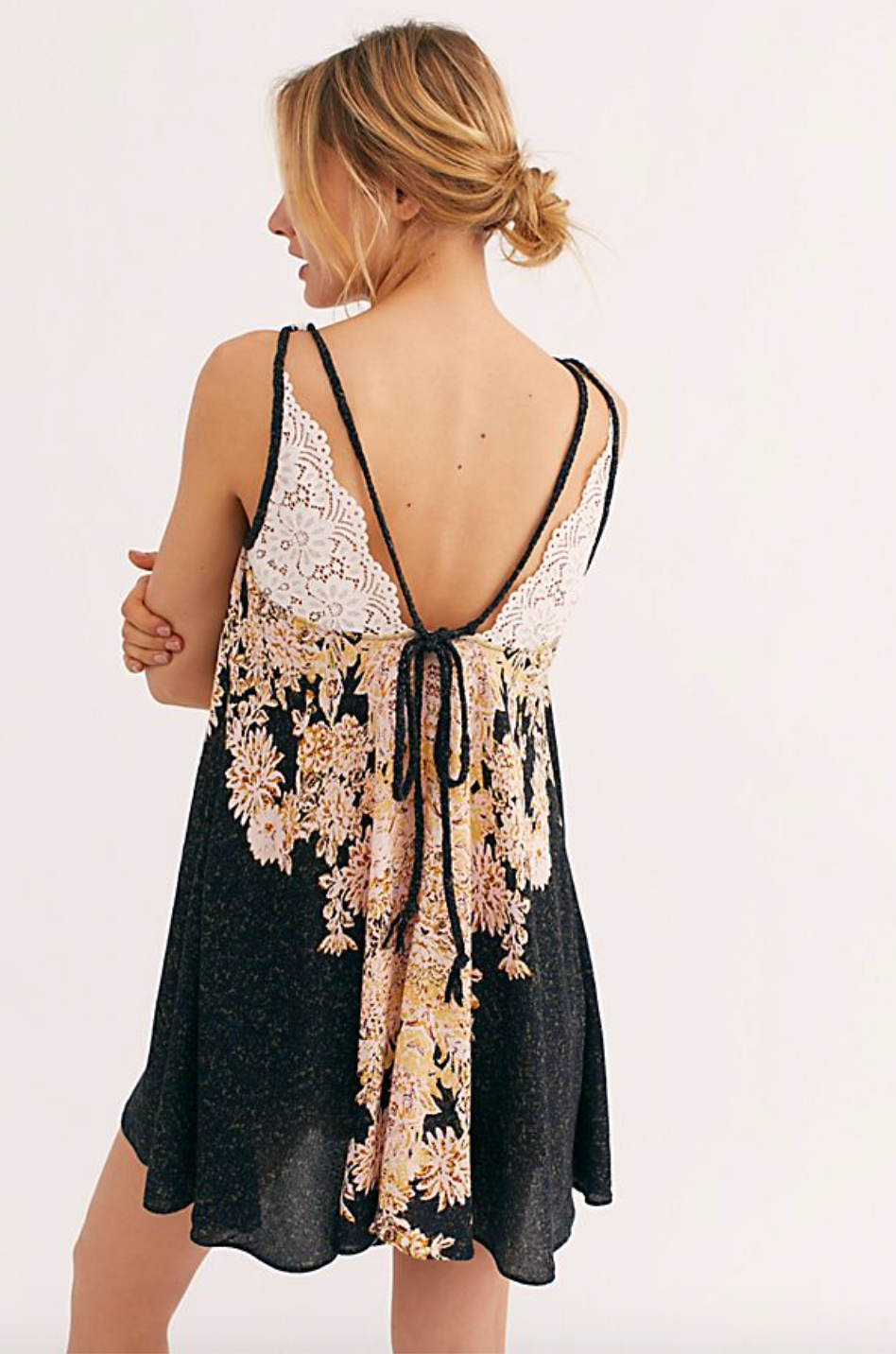 Spring dresses, including this Free People Morning Sun Slip | glitterinc.com | @glitterinc