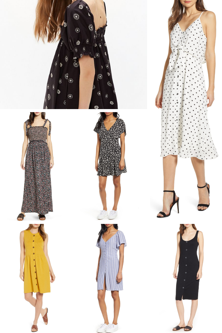 The 20 Cutest Dresses Under $50 Right Now | Click through for the details. | glitterinc.com | @glitterinc