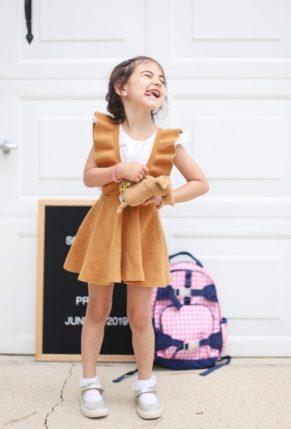 Scarlett's Preschool Graduation and Ballet Recital