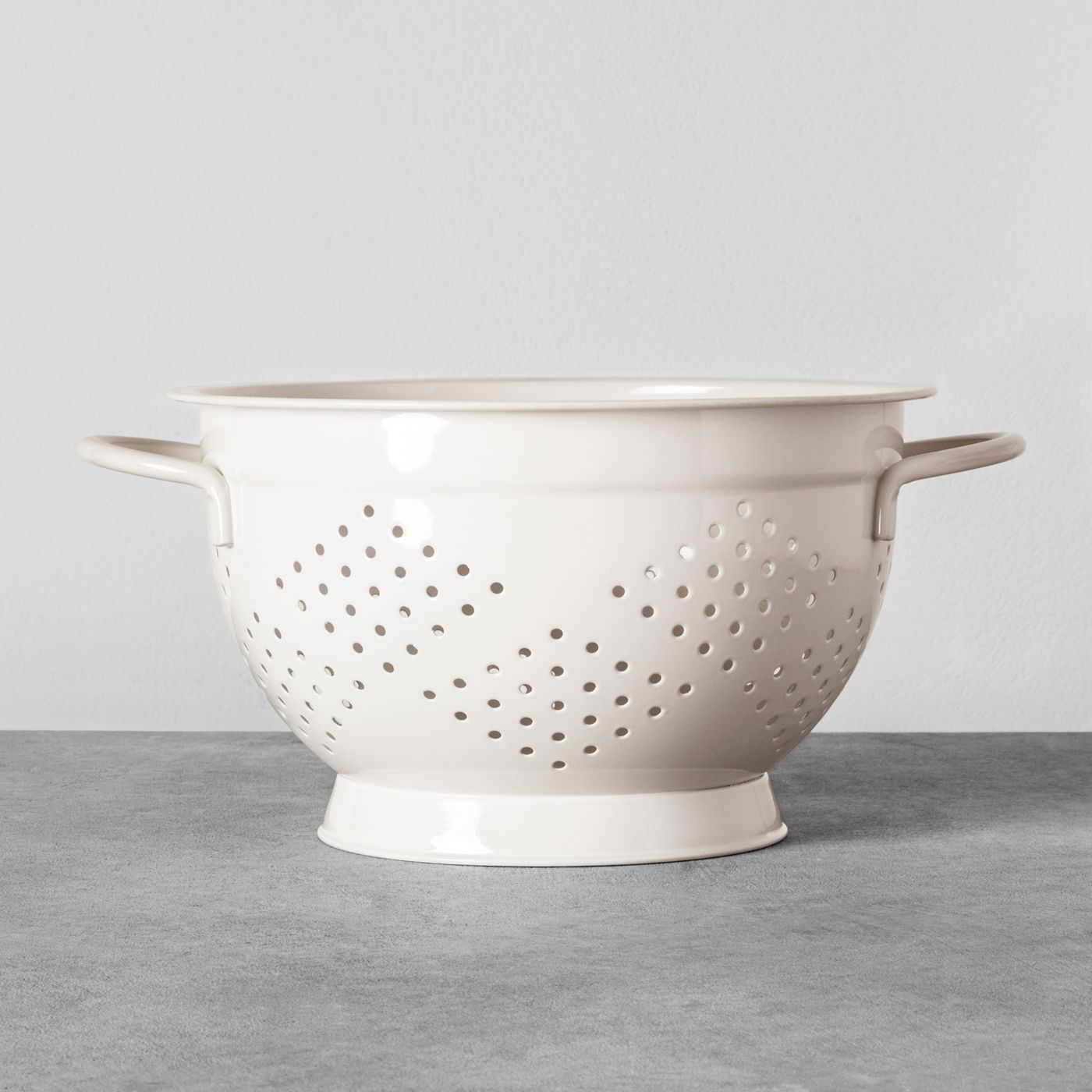 Hearth & Hand™ with Magnolia Steel Colander Cream, favorite weekly finds
