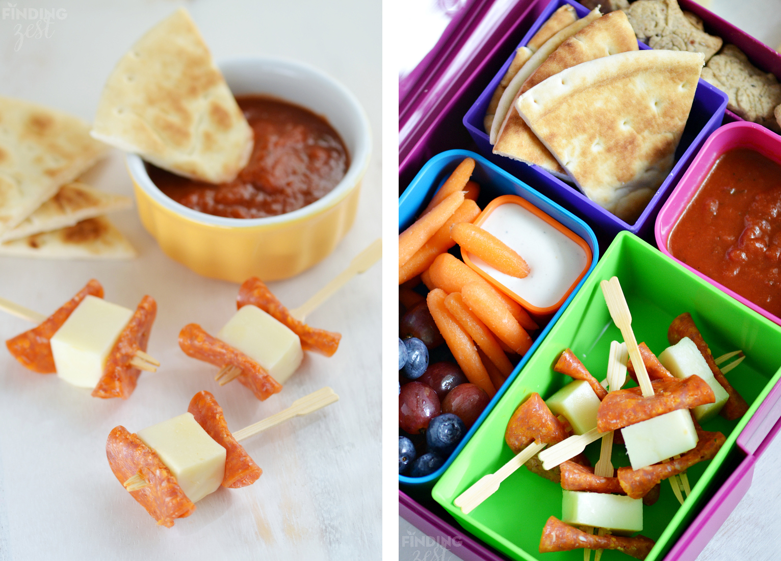 snack fro lunch idea