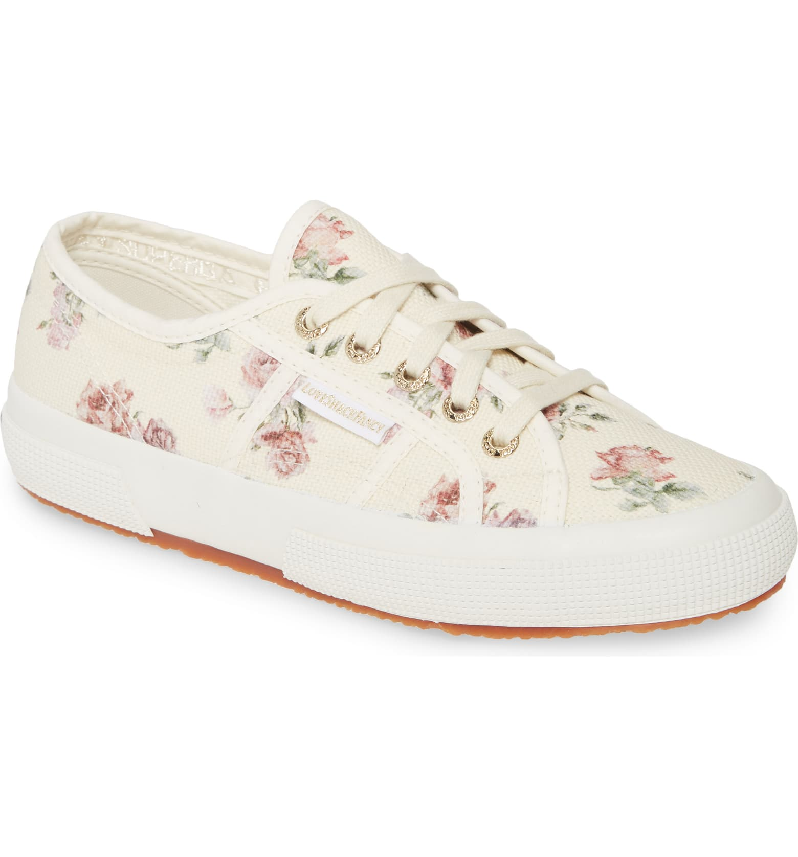 SUPERGA 2750 Fancotw Sneaker, The Perfectly Feminine Sneakers