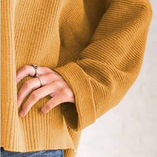 18 Totally Chic Pullover Sweaters and Tunics Under $50 on Amazon