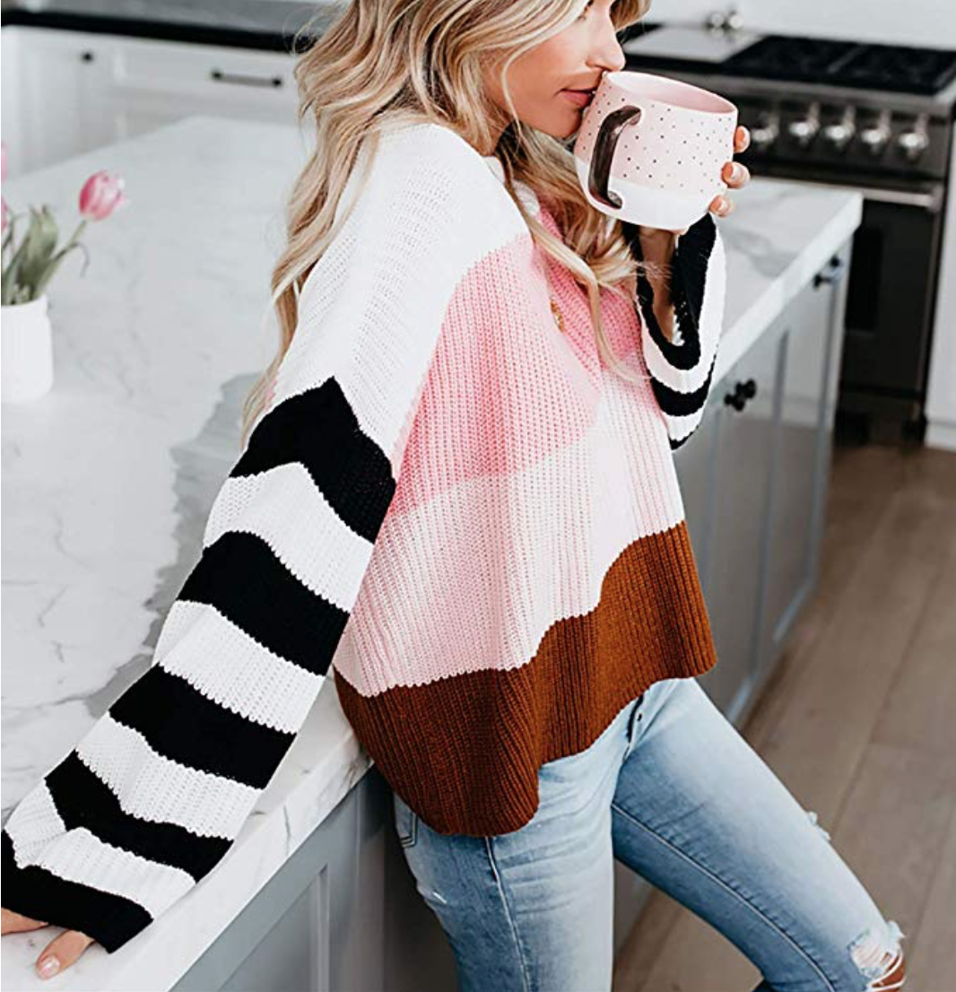 Oversized Lightweight Chic Pullover Sweaters