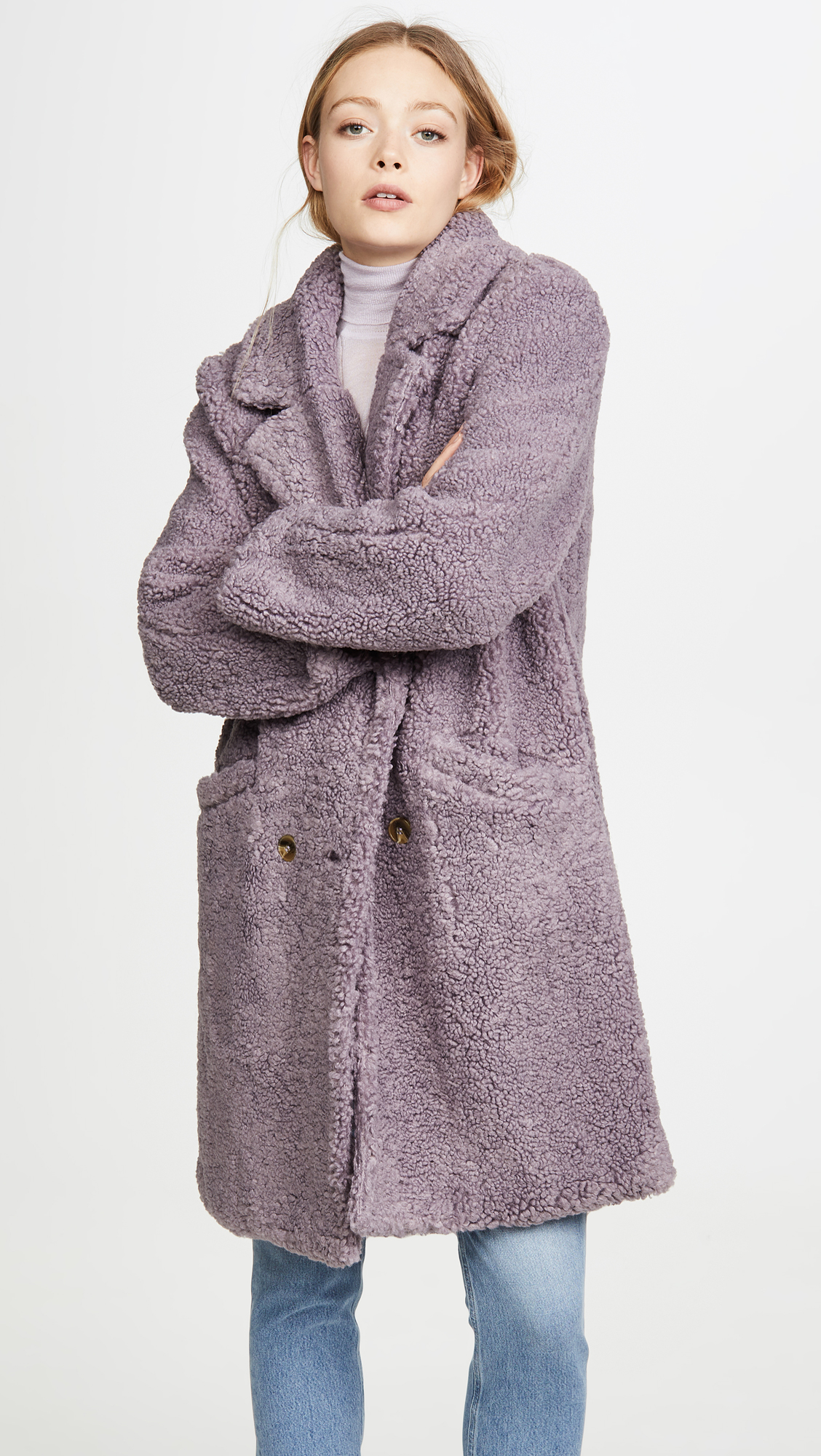 ASTR the Label Freddie Coat, Ruffled Apron, weekly finds