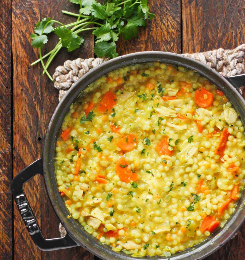 One of the perks of cold weather is getting to make and eat soup! Soup is filling, easy to make, healthy, and makes for great leftovers. Click through to find 100+ delicious family-approved soup recipes to make all fall and winter long.   glitterinc.com   @glitterinc
