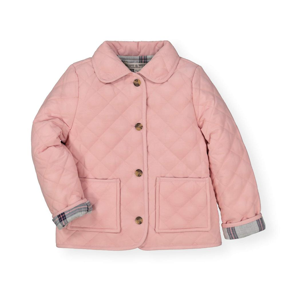 Hope & Henry Girls' Barn Jacket