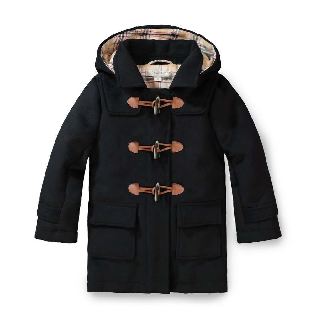 Hope & Henry Roggle Duffle Coat