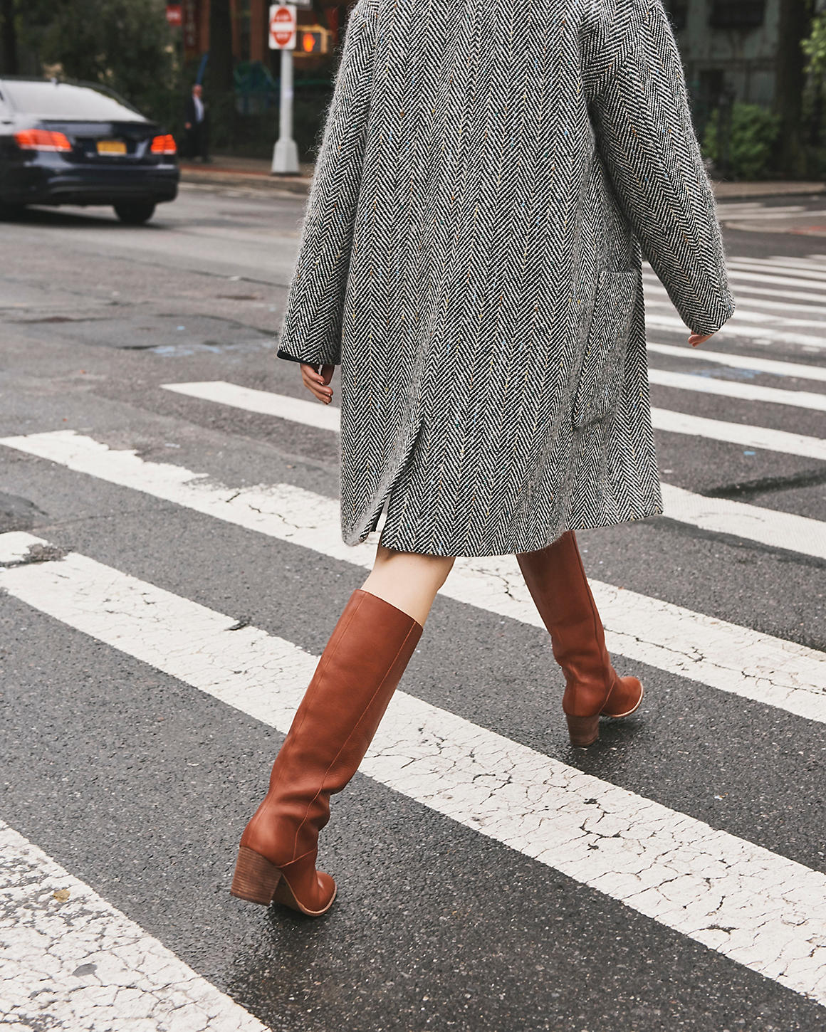 Whether it's a great pair of classic riding boots, an uber chic pair of over-the-knee boots, or perennial knee high boots, tall boots have staying power. Click through for 25 of my favorite Favorite fall/winter Tall Boots.