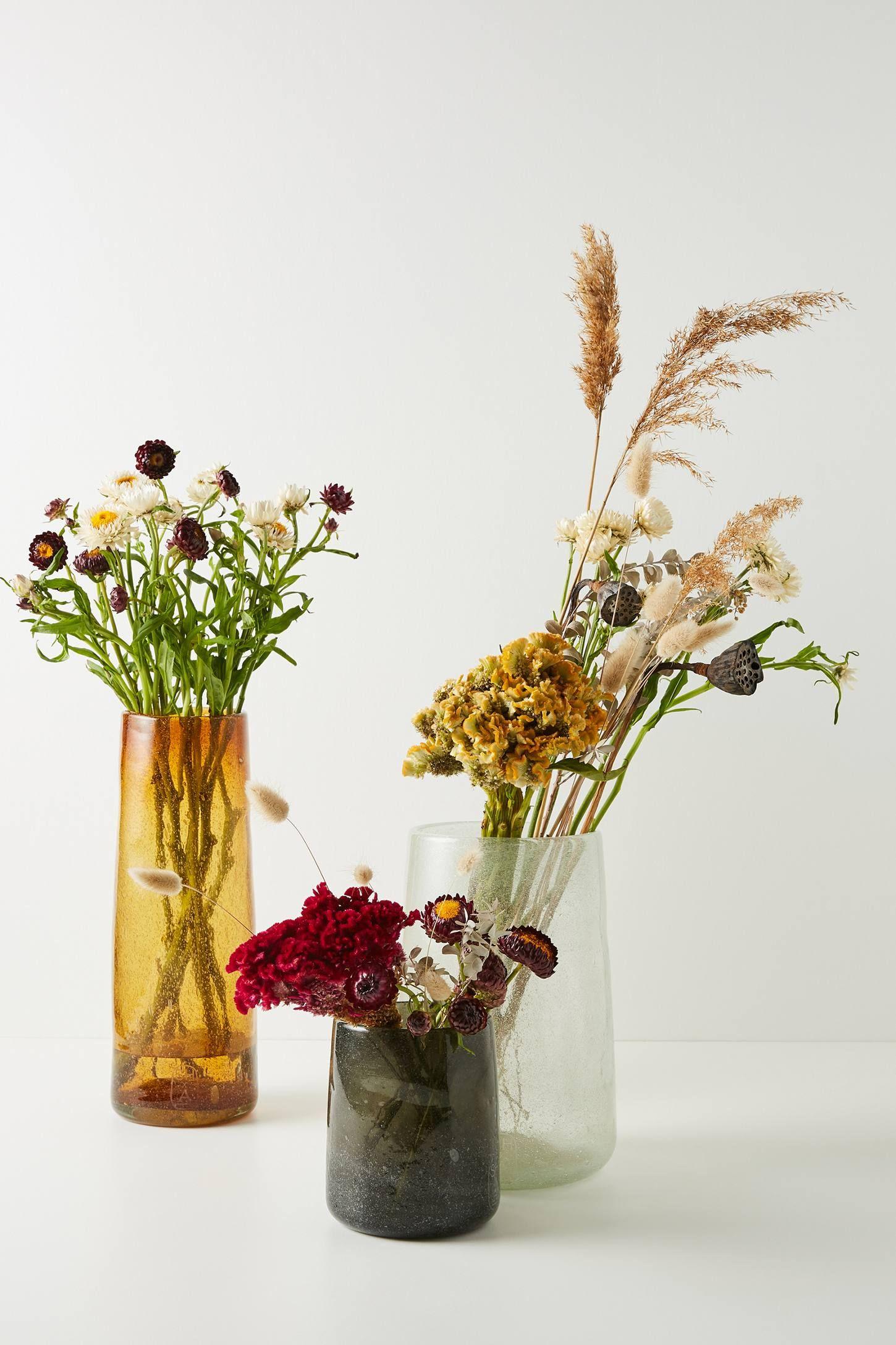 Soho Home x Anthropologie Barcelona Glass Vase