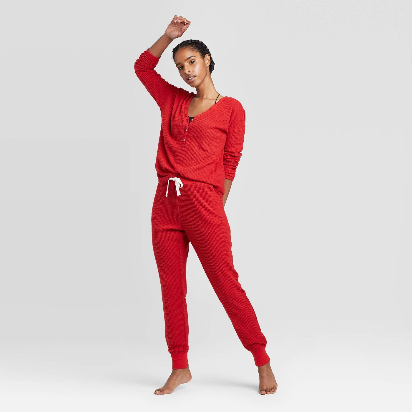 Weekly Finds + The Cutest Target Pajamas + Colsie Women's Cozy Thermal Lounge Top and Cozy Thermal Lounge Joggers