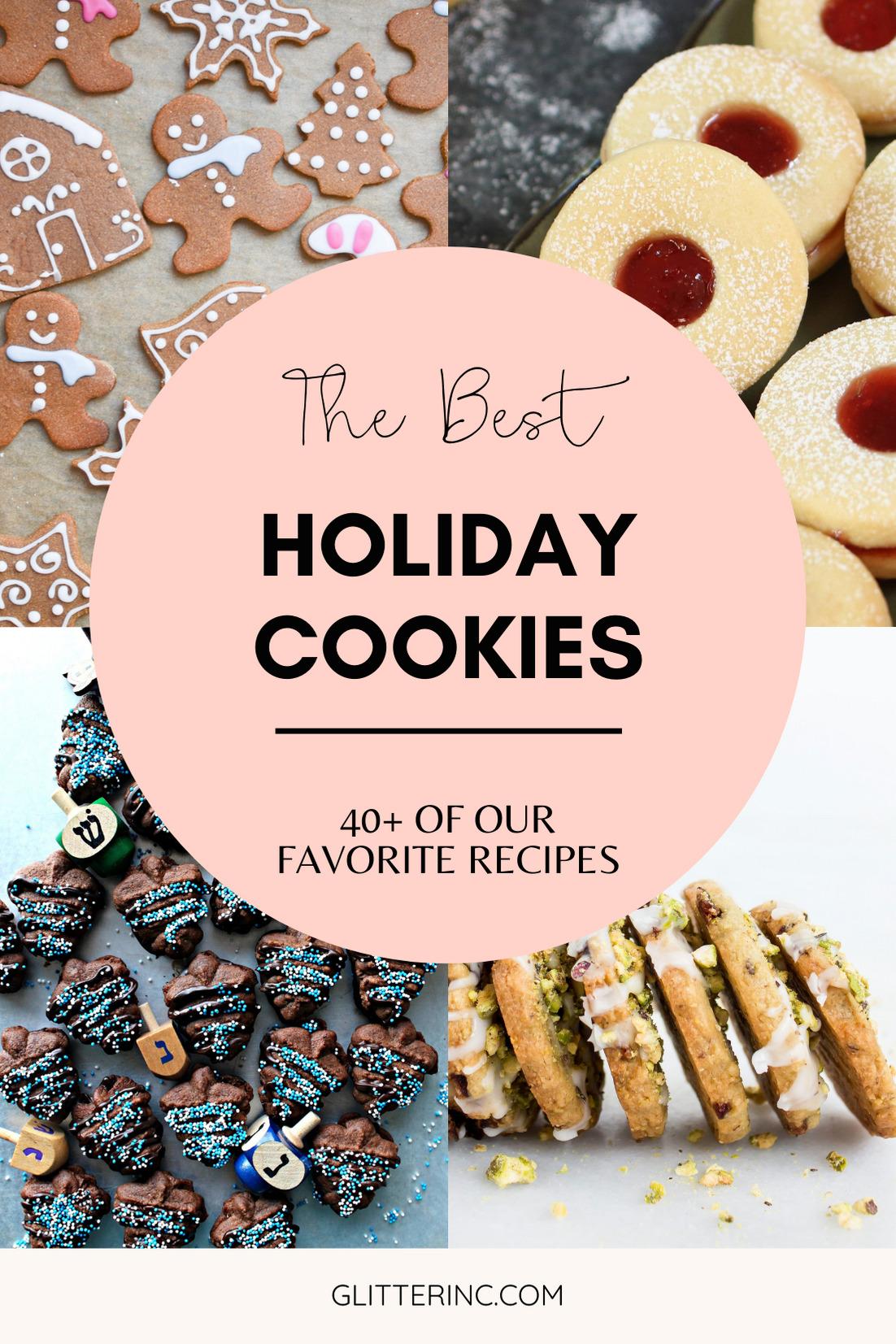 The Ultimate Christmas Cookie Exchange Recipe Roundup | @glitterinclexi | GLITTERINC.COM