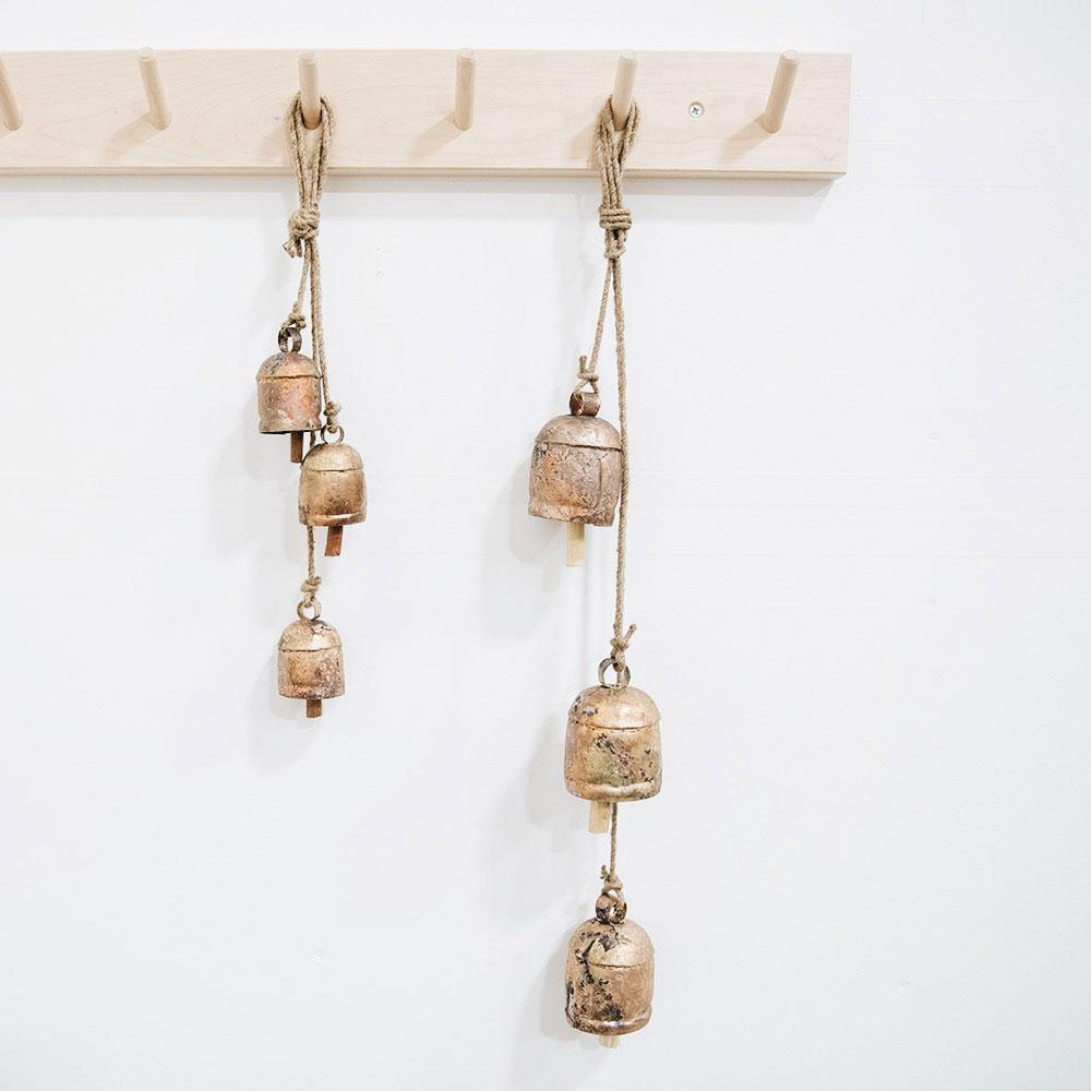 Connected Goods Cascading Bell Chime | Weekly Finds