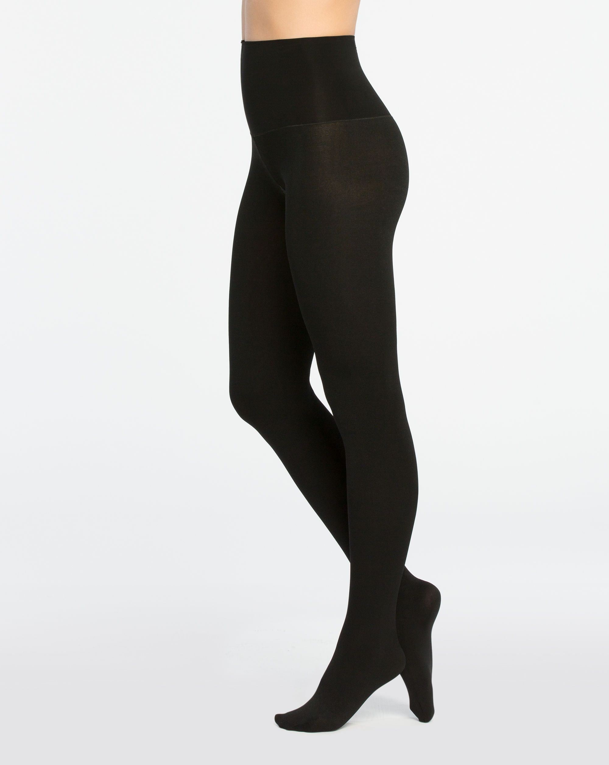 SPANX Tummy Shaping Plush Tights
