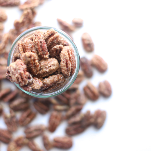 How to Make The Most Amazing Candied Pecans