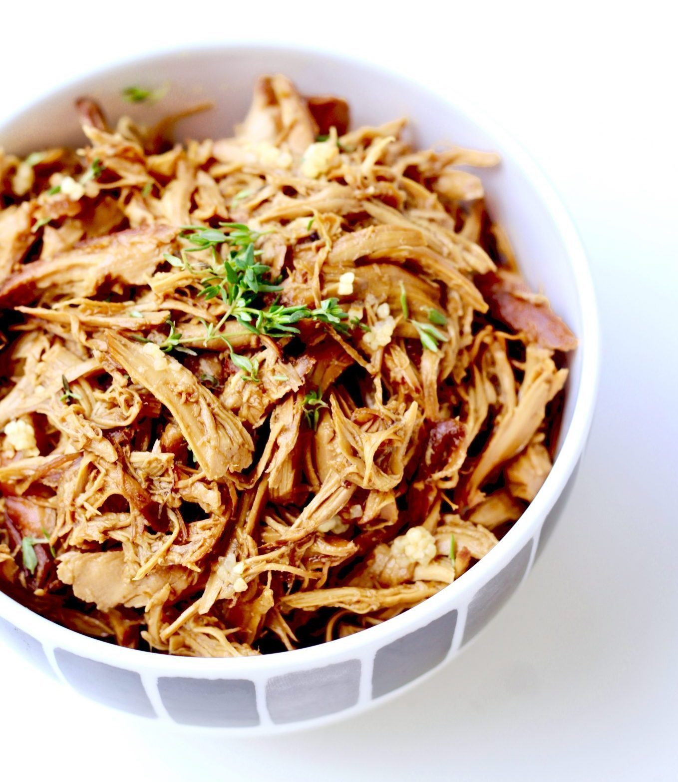 5 Ingredient Crock Pot Honey Garlic Chicken