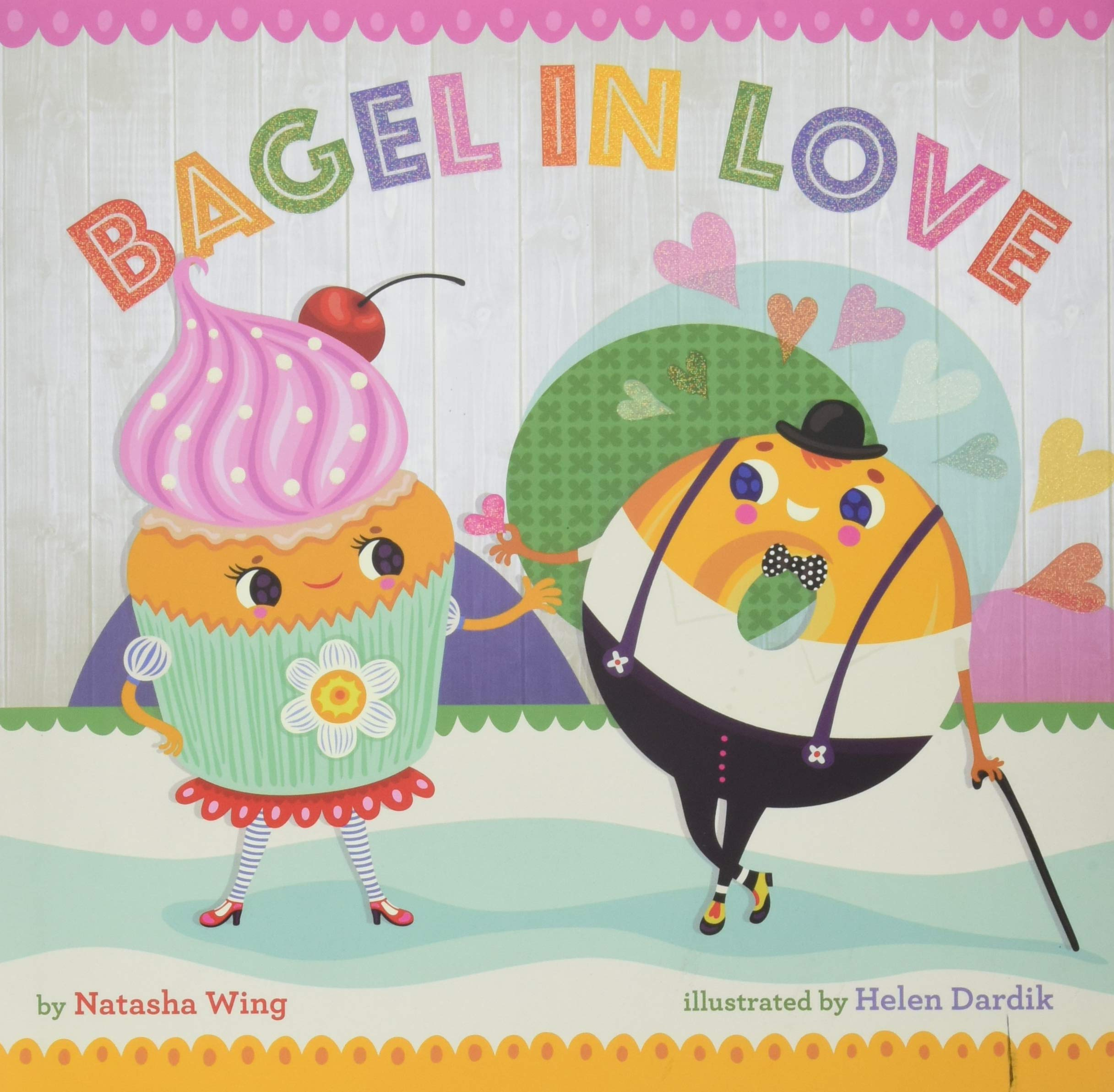 Bagel in Love, Valentine's Day Books for Kids