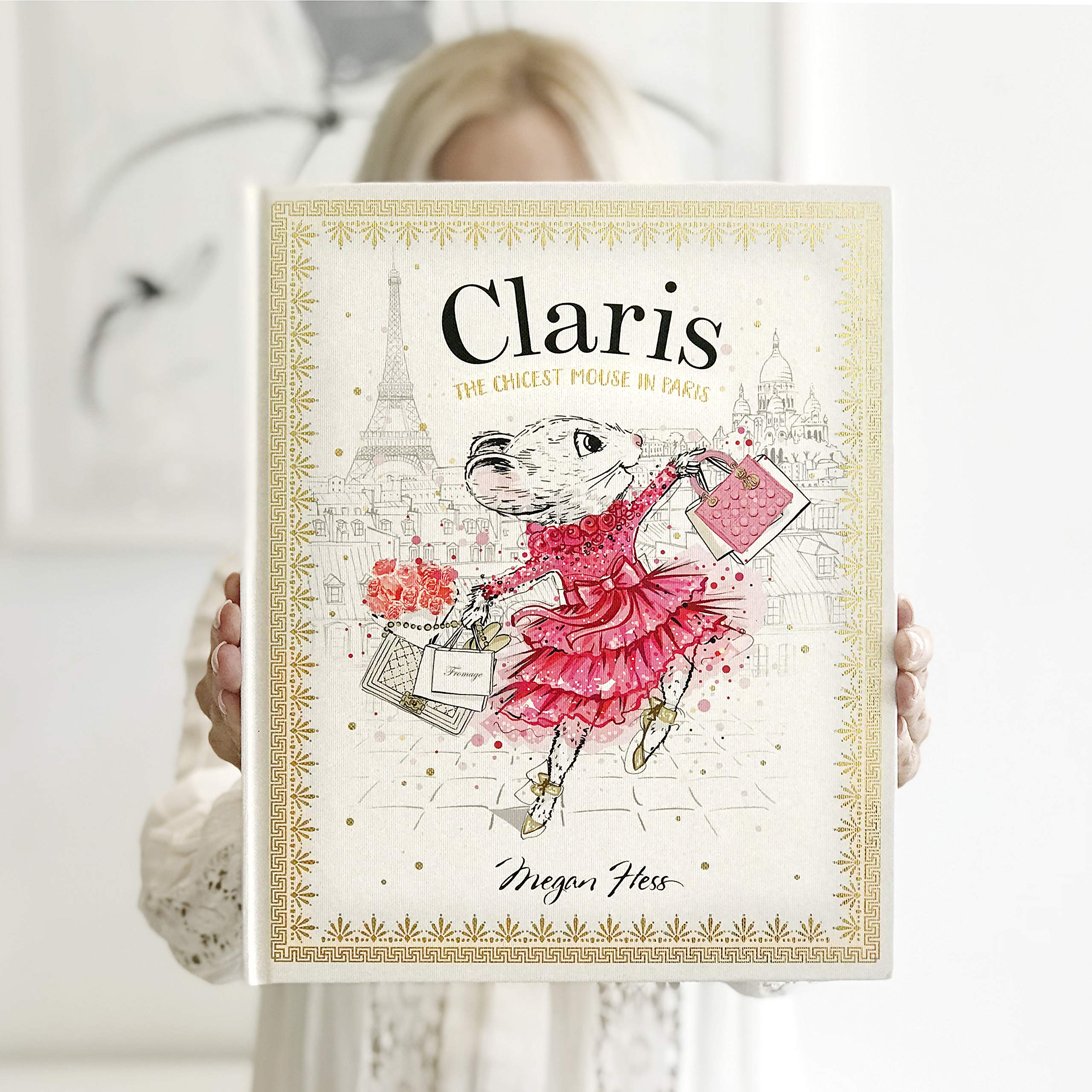 Claris: The Chicest Mouse in Paris - Valentine's Day Books for Kids
