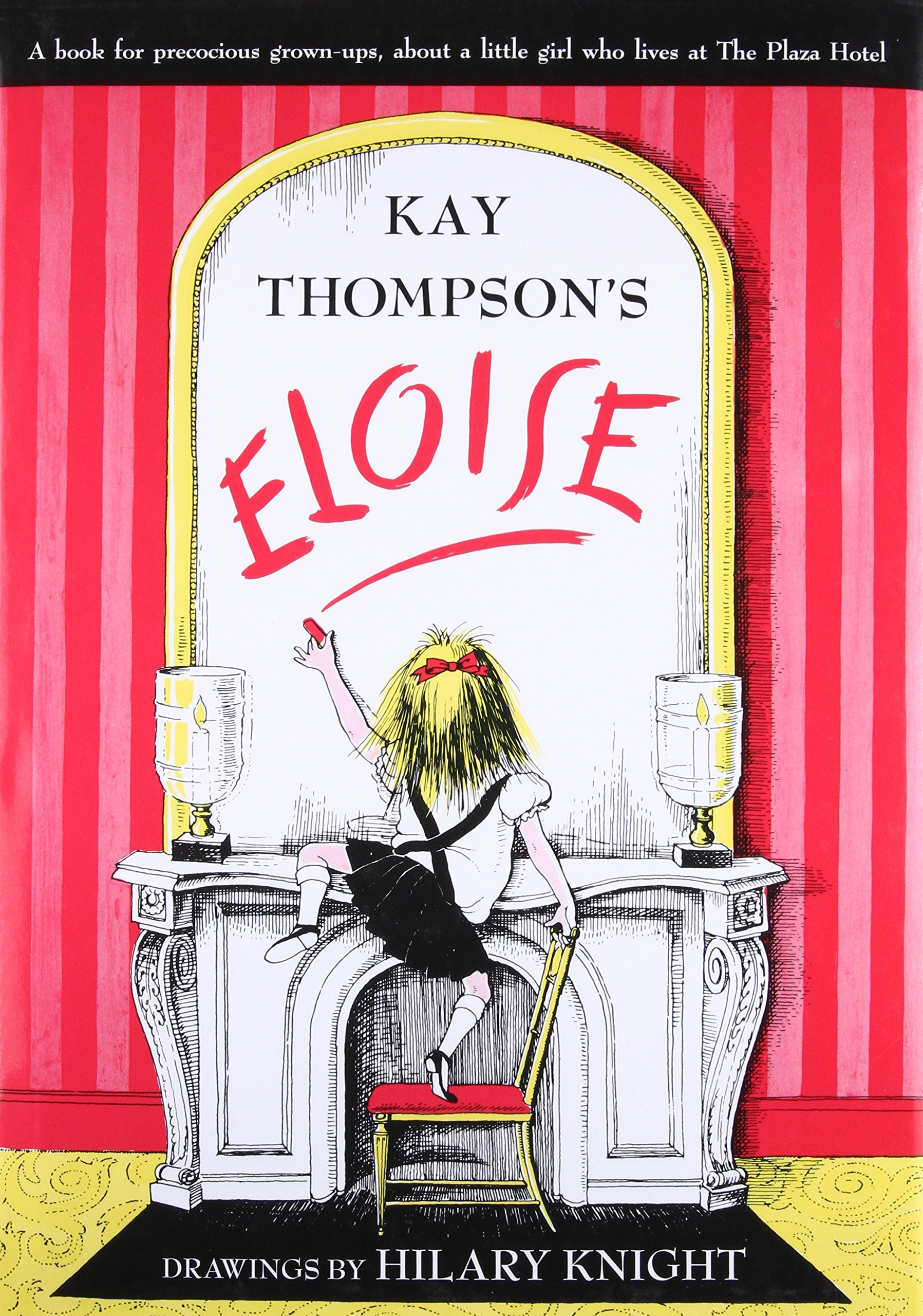 Eloise - Valentine's Day Books for Kids