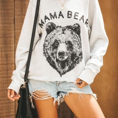 12 Adorably Chic Sweatshirts You'll Want In Your Closet, Stat