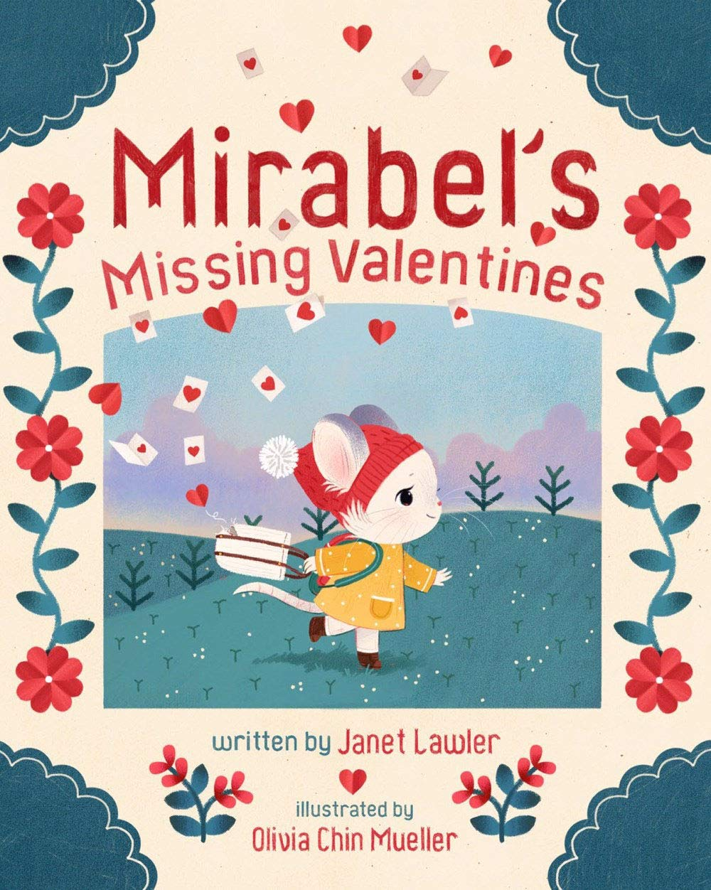 Mirabel's Missing Valentines, Valentine's Day Books for Kids