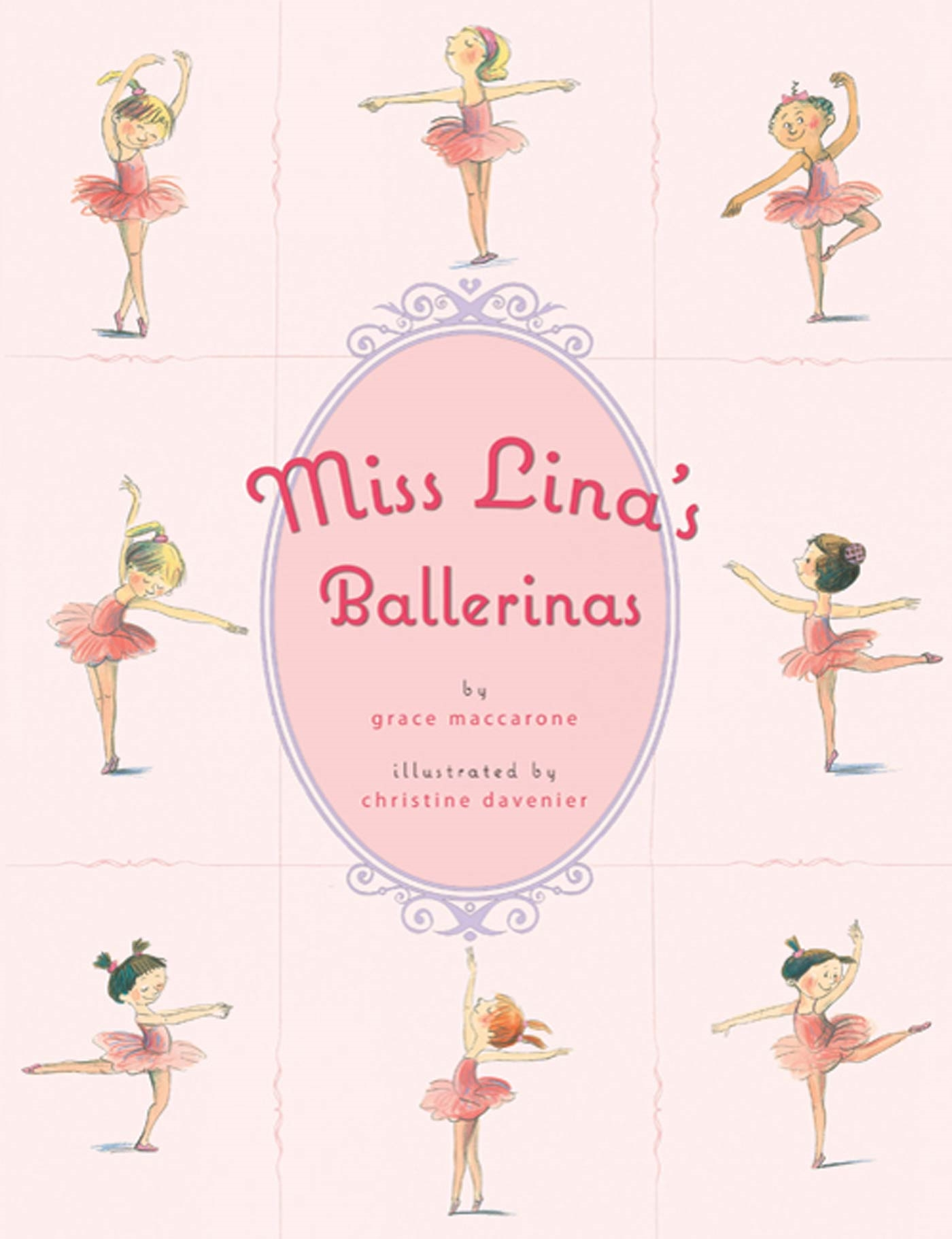 Miss Lina's Ballerinas, Valentine's Day Books for Kids