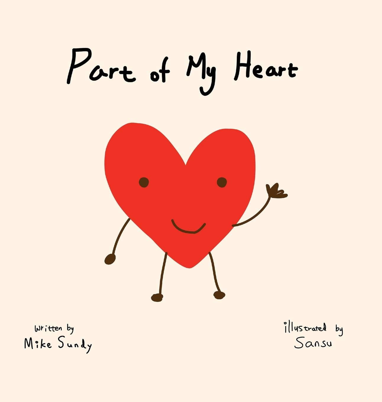 Part of My Heart - Valentine's Day Books for Kids
