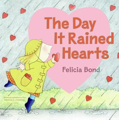 The Day It Rained Hearts, Valentine's Day Books for Kids