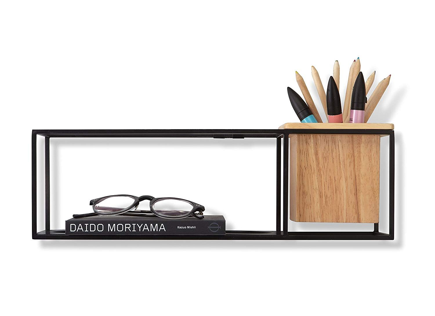 Umbra Cubist Floating Shelf