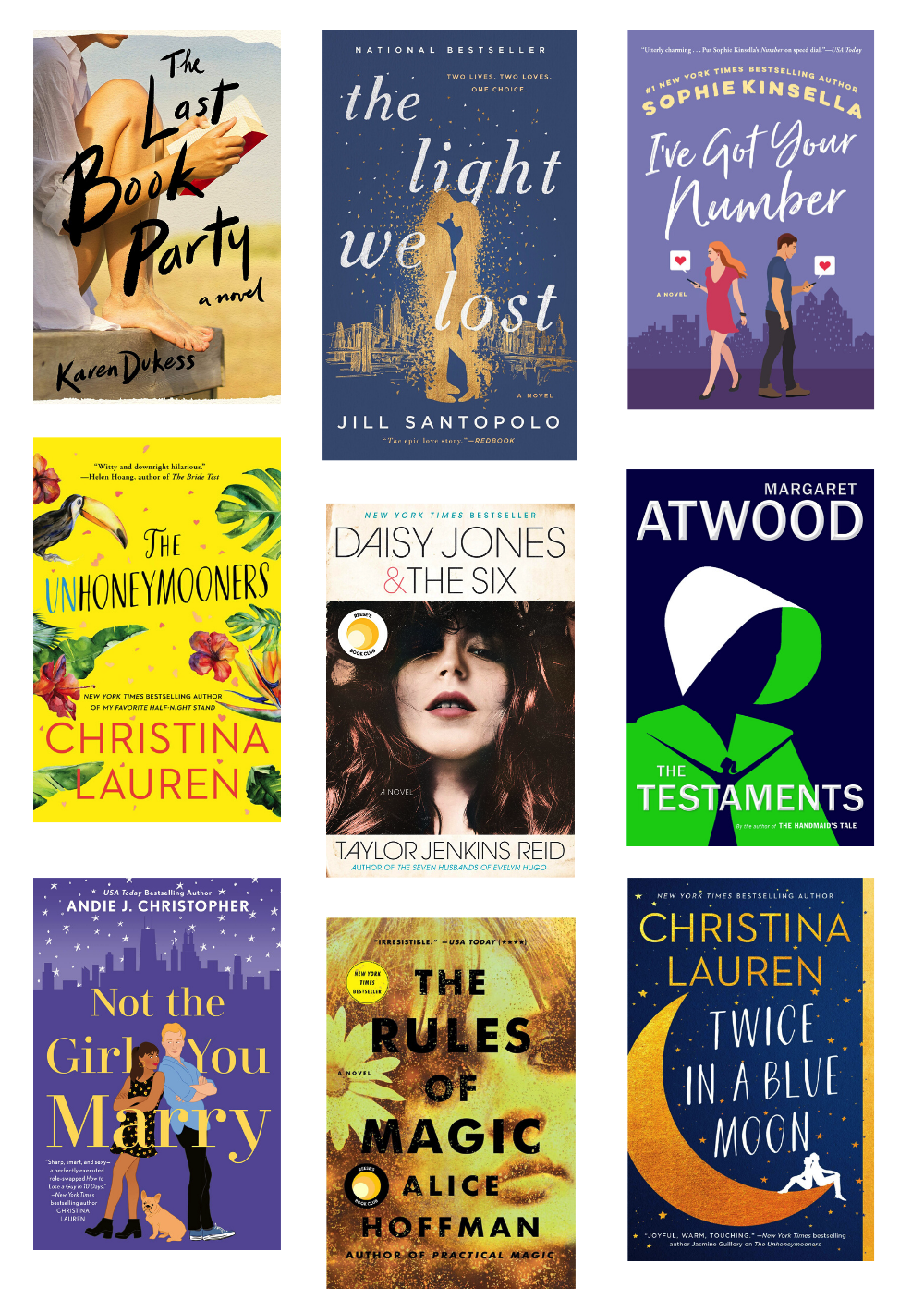 Looking for a great book to read? Here are 9 must read books that I recently read and absolutely loved! | glitterinc.com | @glitterinc