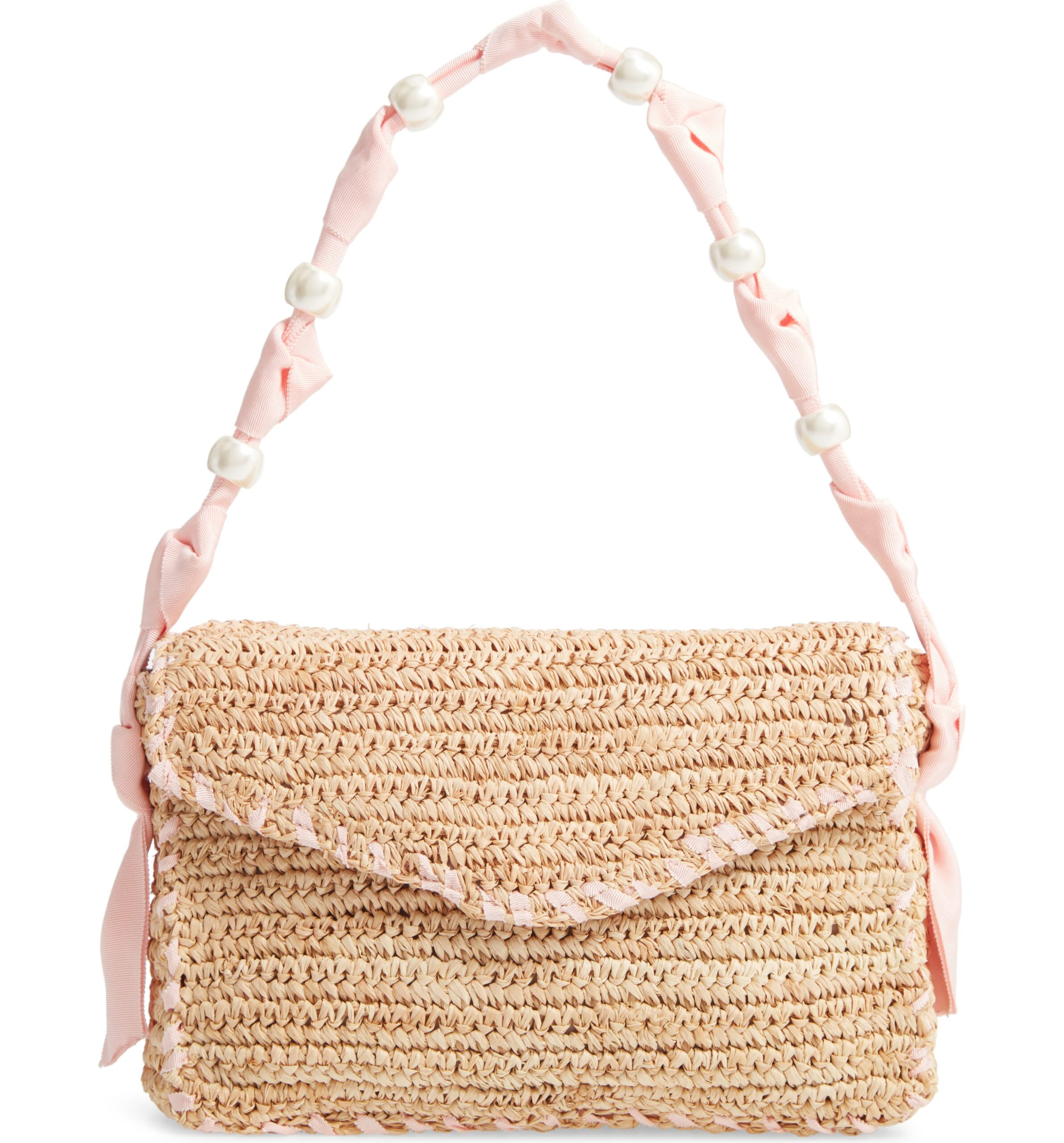 WEEKLY FINDS; including the PAMELA MUNSON Petite Isla Bahia Pearl Woven Shoulder Bag & Cozy Amazon Slippers