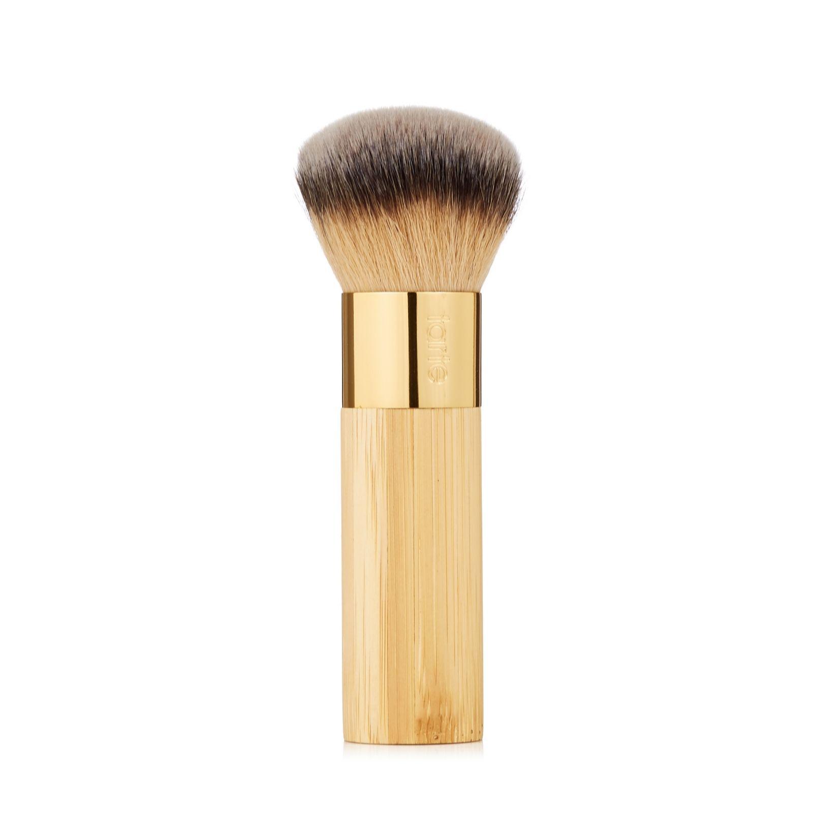 TarteAirbrush Finish Bamboo Foundation Brush, Affordable Gel Manicure Hack