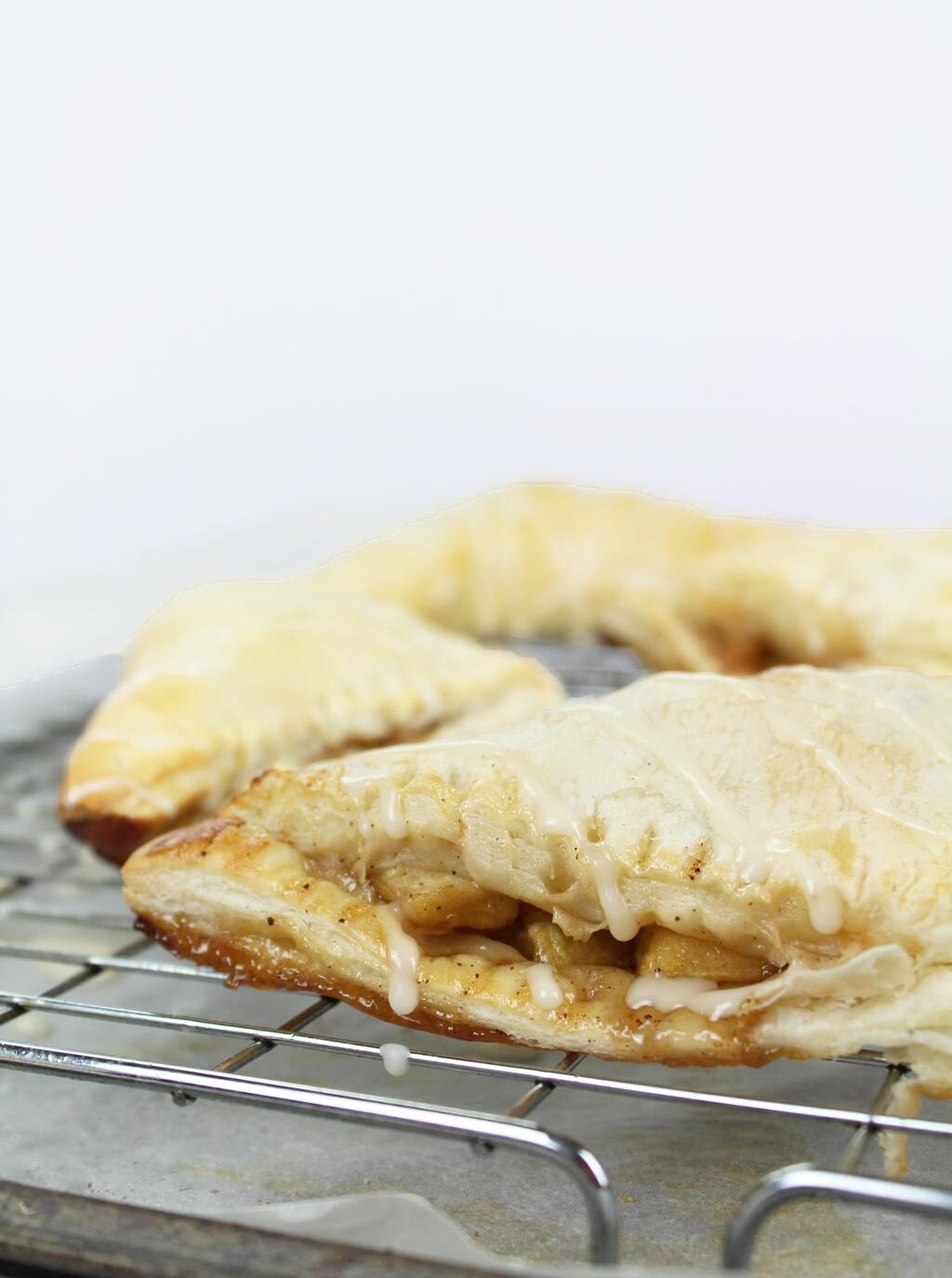 On-the-Go and Make-Ahead Breakfast Recipes Puff Pastry Apple Turnovers Recipe