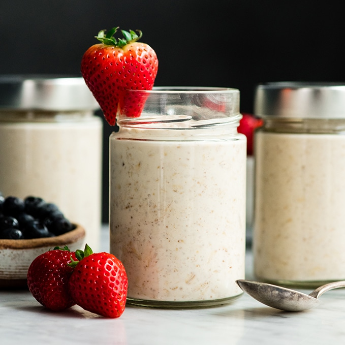 Yogurt Overnight Oats