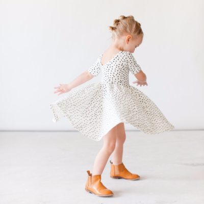 Alice + Ames Twirly Dresses for Girls - Toddler and Little Kids via Instagram aliceandames