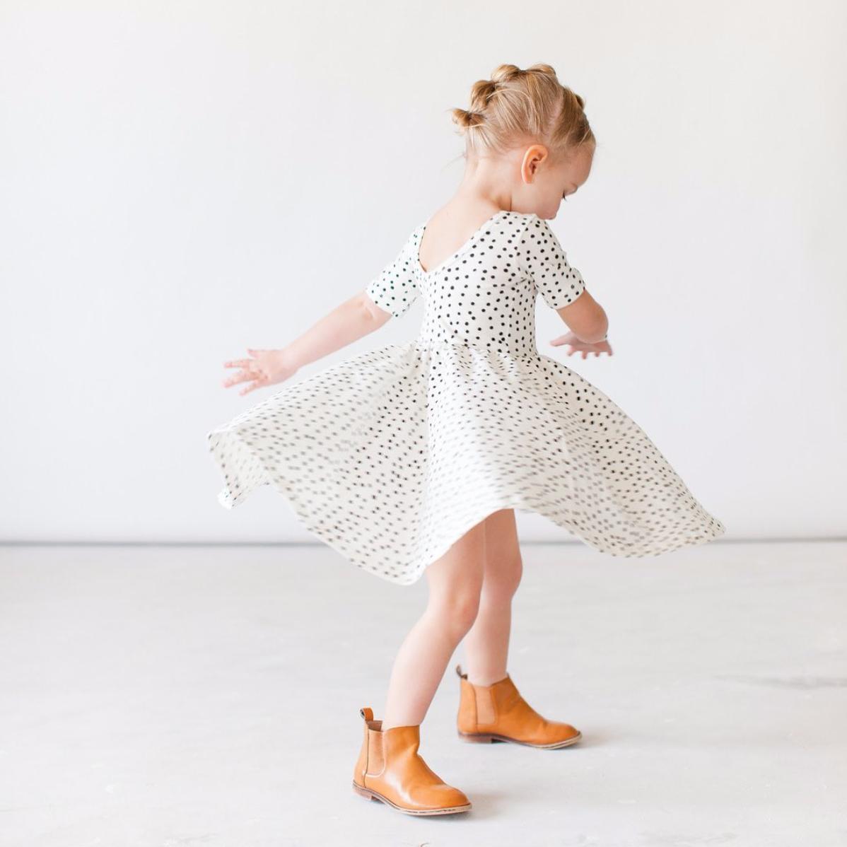 skater dress, swing dress, or twirl dress