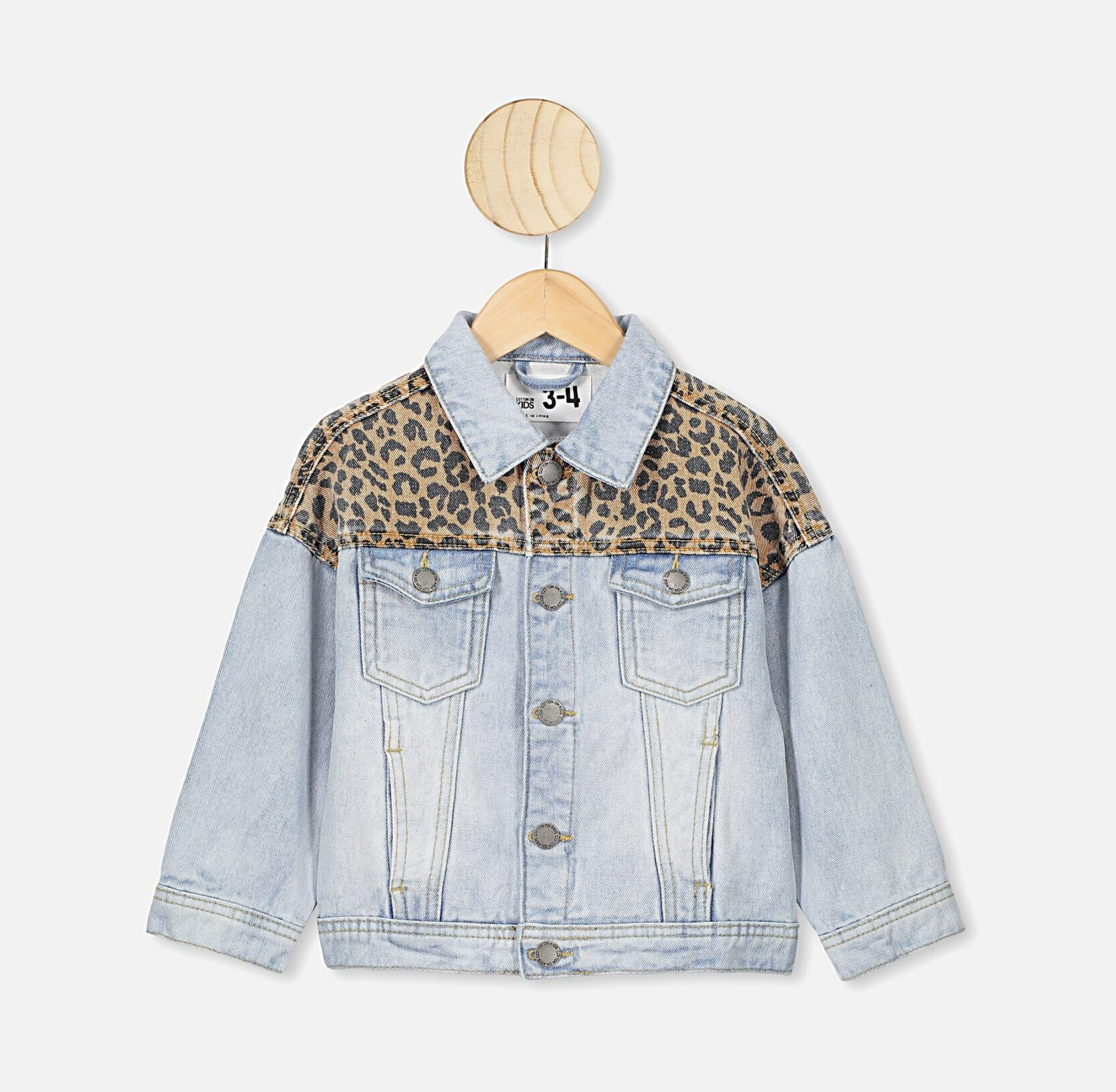 The Shopbop Spring Event + CottonOn Emmy Spliced Trucker Jacket