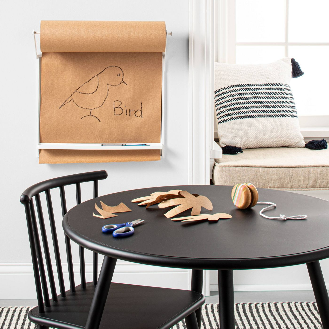 Hearth & Hand with Magnolia Wall-mounted Paper Roll Holder