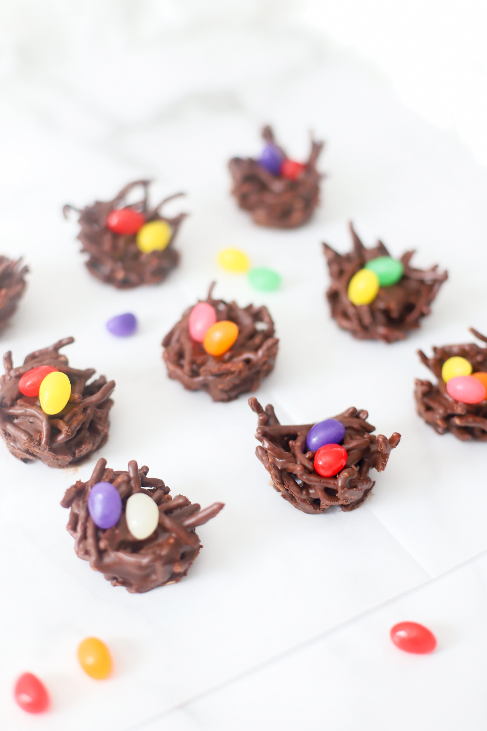 Easter-themed treats