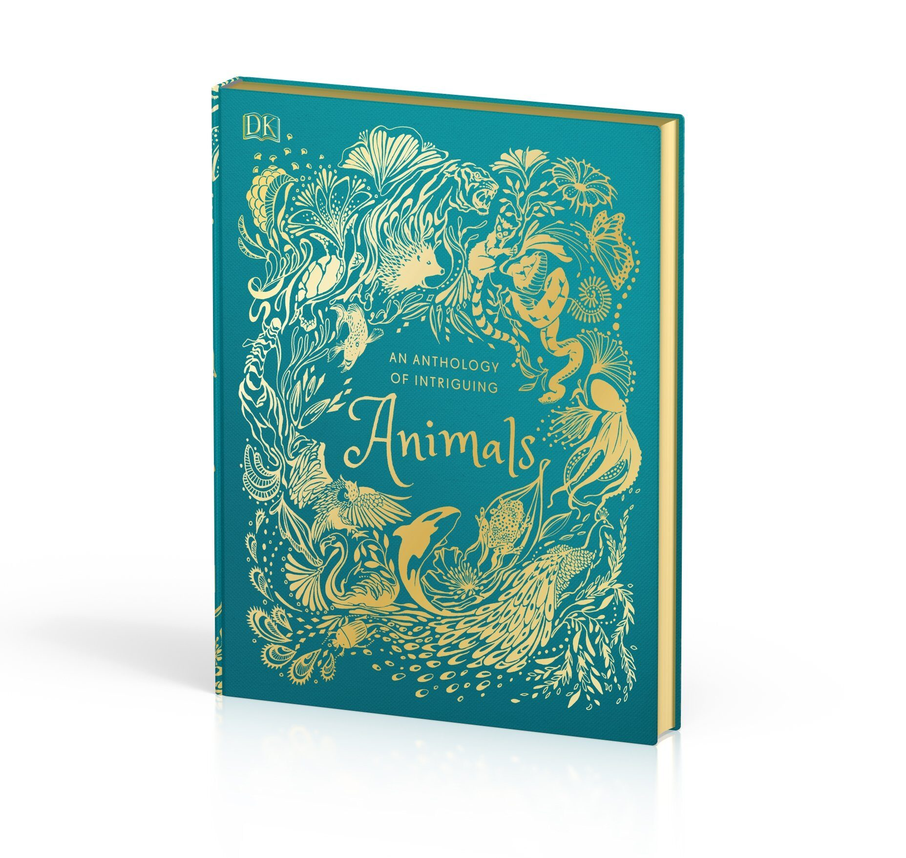 WEEKLY FINDS // An Anthology of Intriguing Animals Hardcover