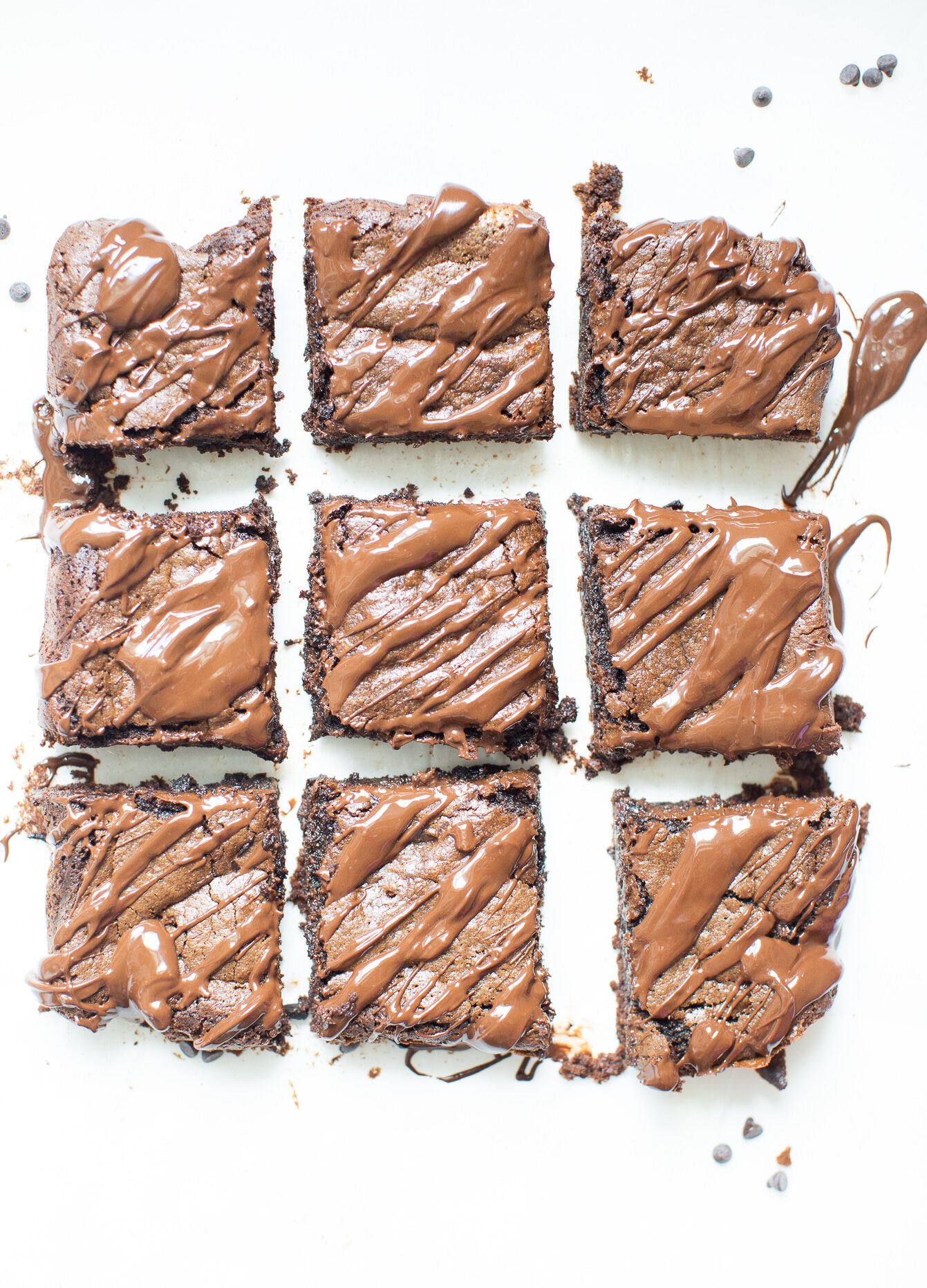 More than 100+ amazing recipes for the Jewish holiday of Passover, including a bunch of go-to, favorite Pesach recipes to make for Seder dinner, including appetizers, side dishes, and desserts, with plenty that work as great leftovers for the holiday week to follow.   glitterinc.com   @glitterinc // Fudgy Tahini Brownies