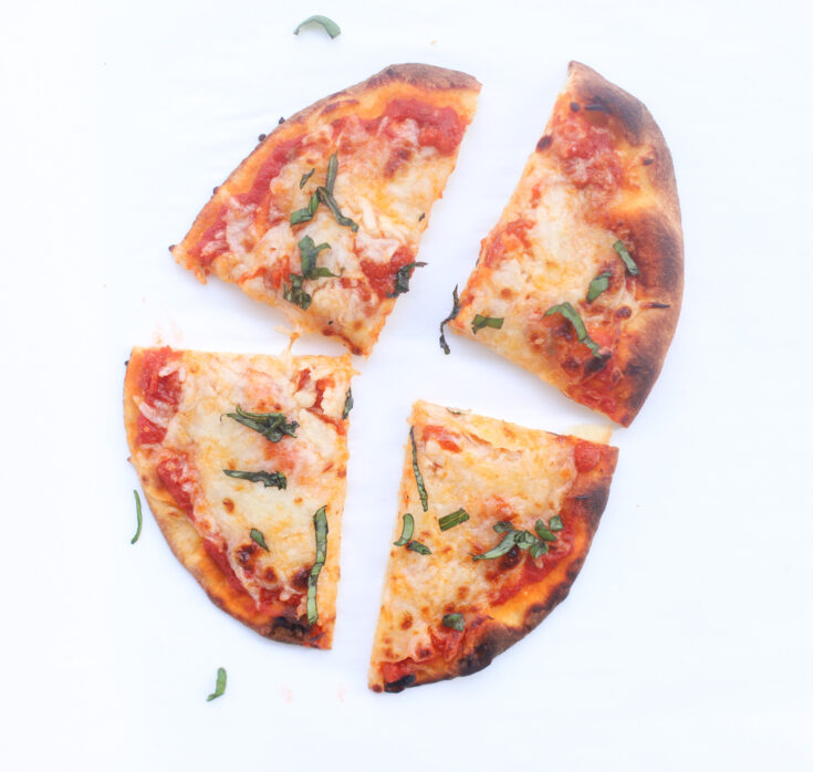 Our Favorite 10-Minute Naan Bread Pizza