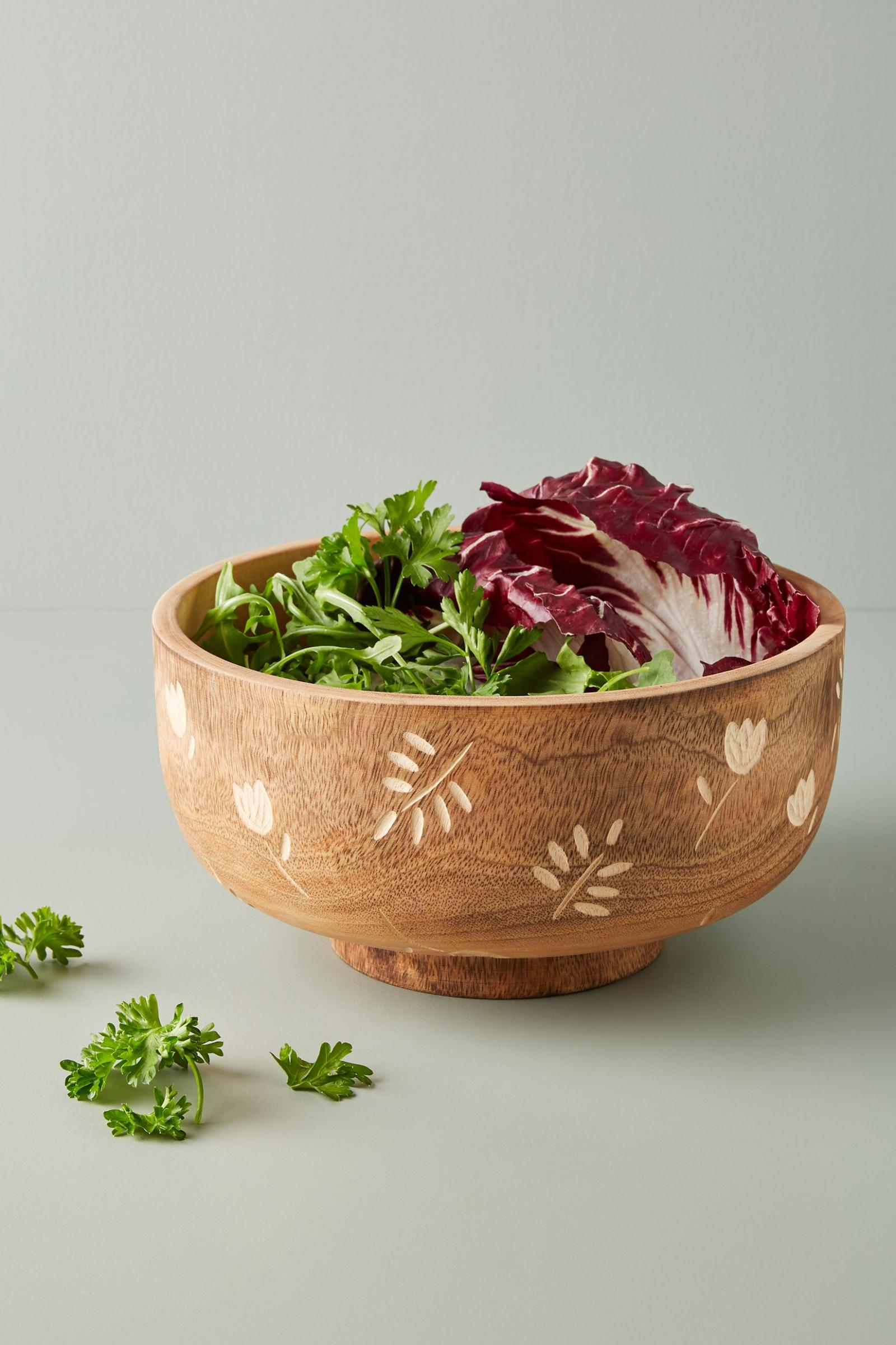 Automatic Bubble Machine on Amazon + Anthropologie Rosemary Serving Bowl