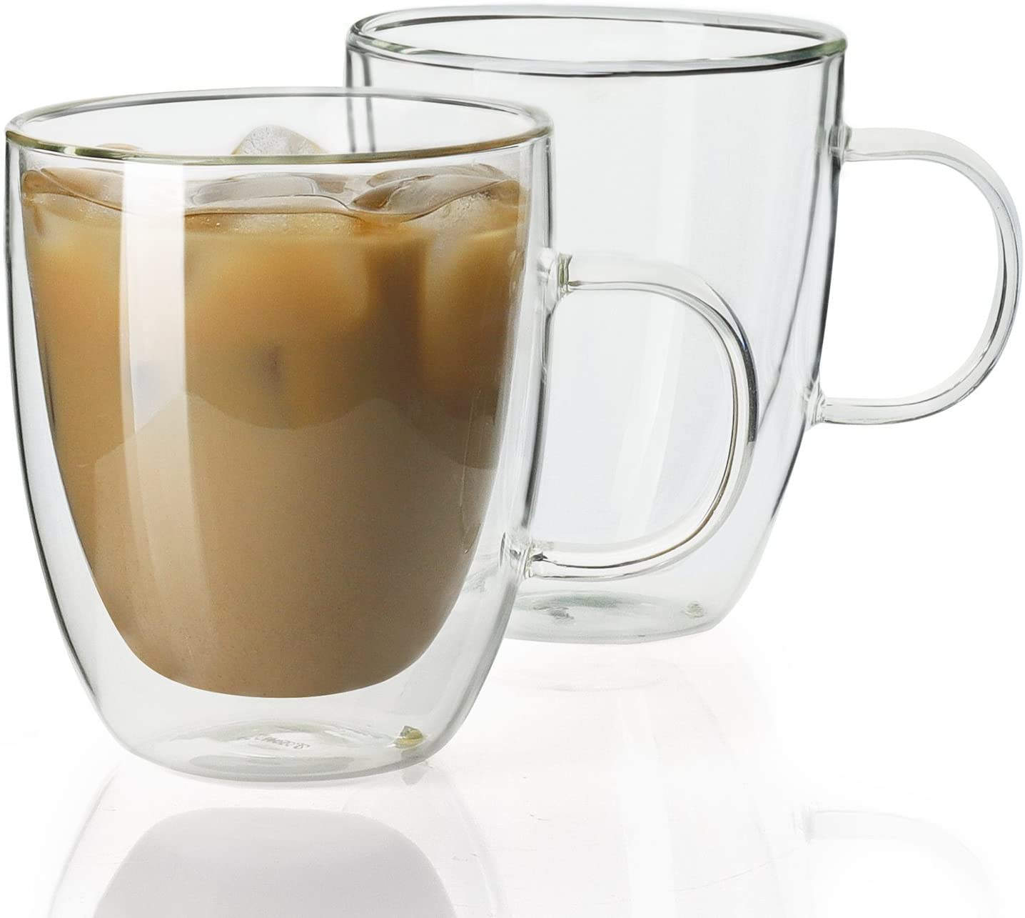 WEEKLY FINDS, Including this Sweese Glass Double Walled Insulated Coffee Mug Set of 2